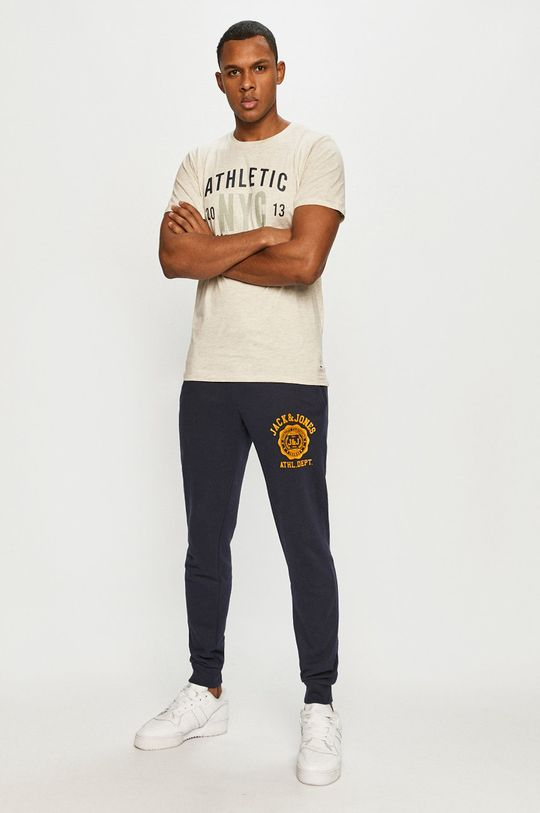 Produkt by Jack & Jones - Tricou crem