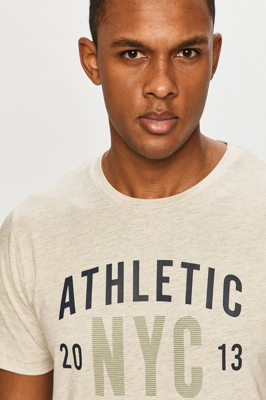 crem Produkt by Jack & Jones - Tricou