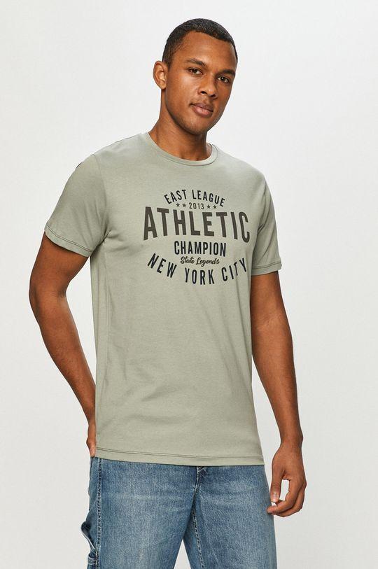 verde Produkt by Jack & Jones - Tricou De bărbați
