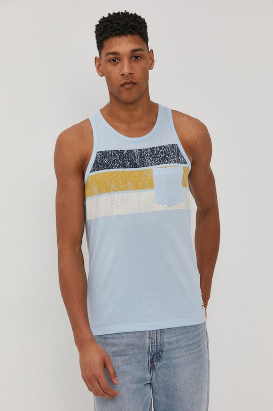 Produkt by Jack & Jones - T-shirt niebieski