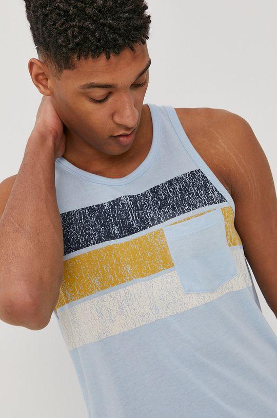 niebieski Produkt by Jack & Jones - T-shirt