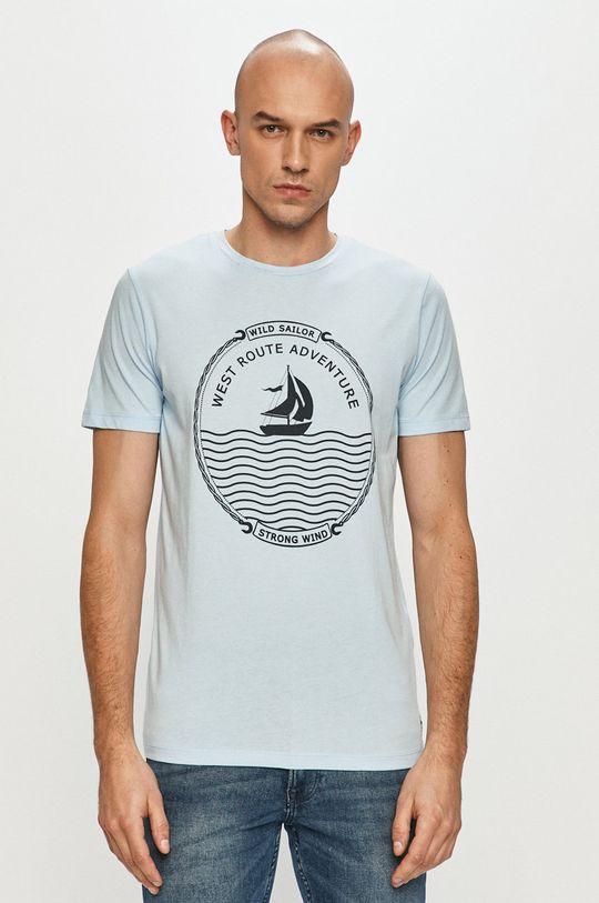 albastru Produkt by Jack & Jones - Tricou