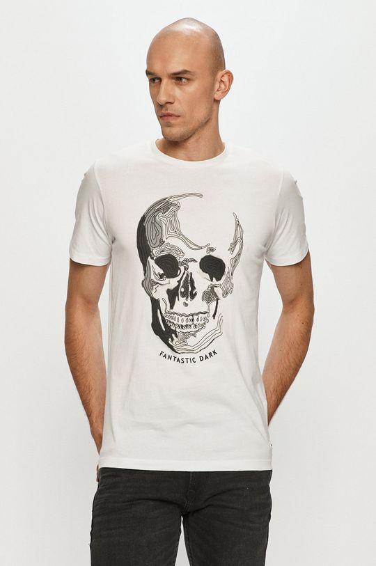 Produkt by Jack & Jones - Tričko bílá