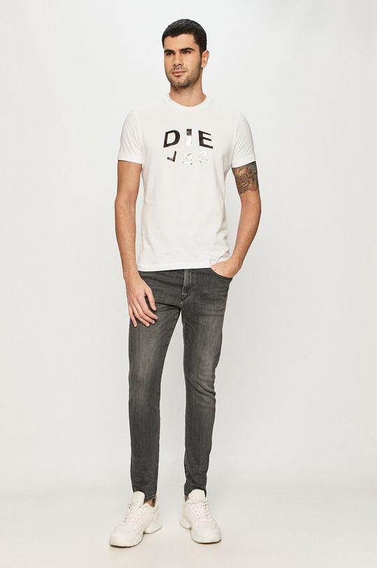 Diesel - Tricou alb