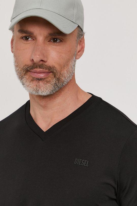 čierna Diesel - Tričko