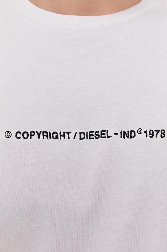 Diesel - Tričko s dlouhým rukávem Pánský