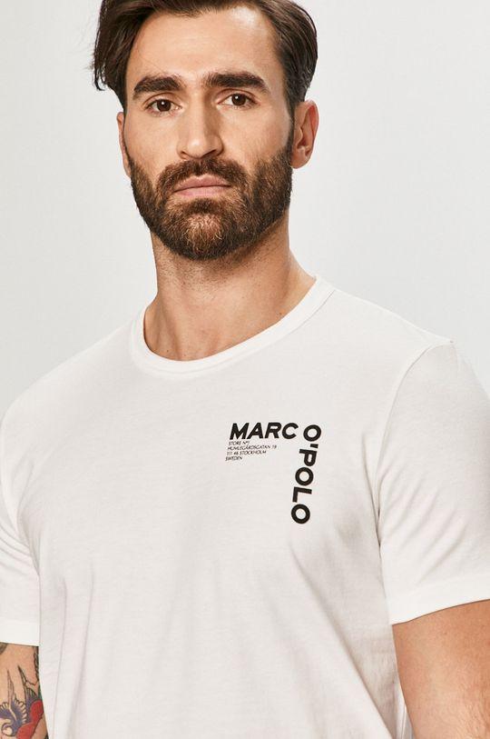 biela Marc O'Polo - Tričko Pánsky
