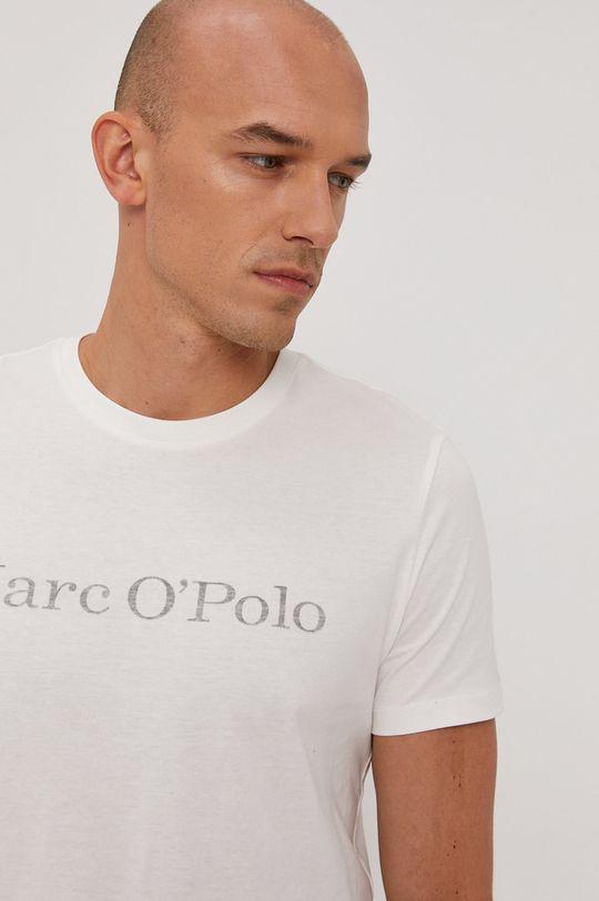 biały Marc O'Polo - T-shirt