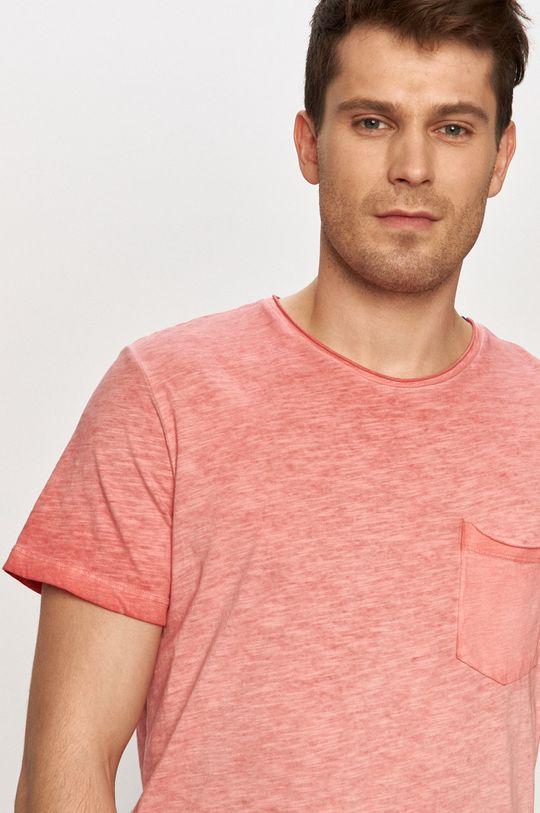 fialovo-růžová Jack & Jones - Tričko