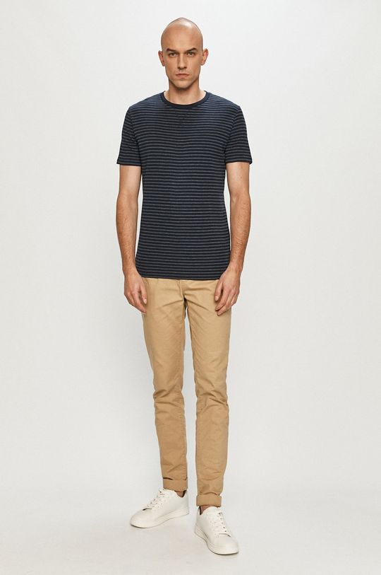 Jack & Jones - Tricou bleumarin