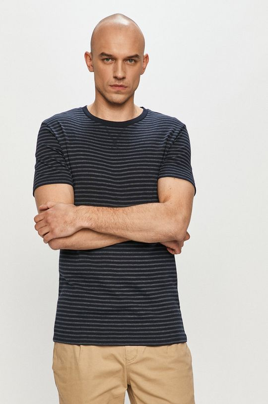 bleumarin Jack & Jones - Tricou