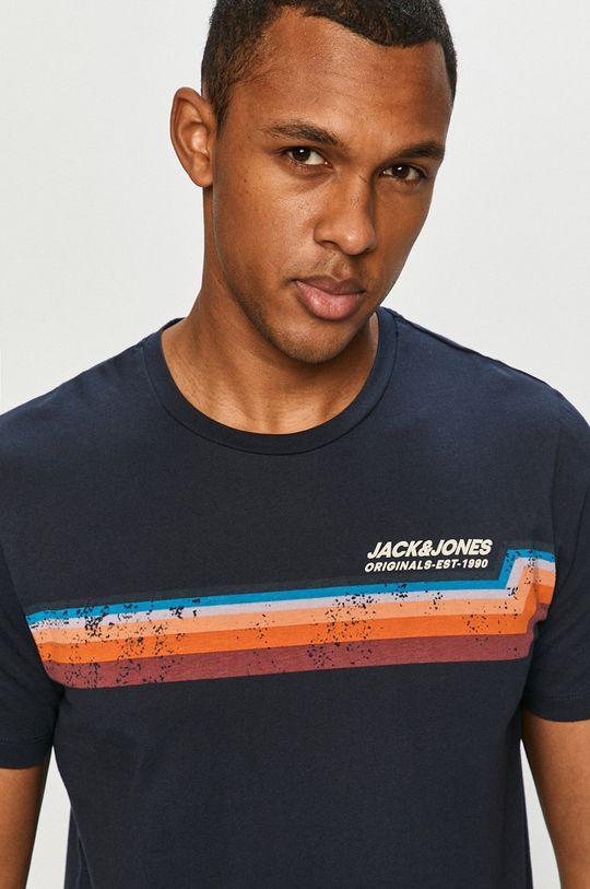 bleumarin Jack & Jones - Tricou