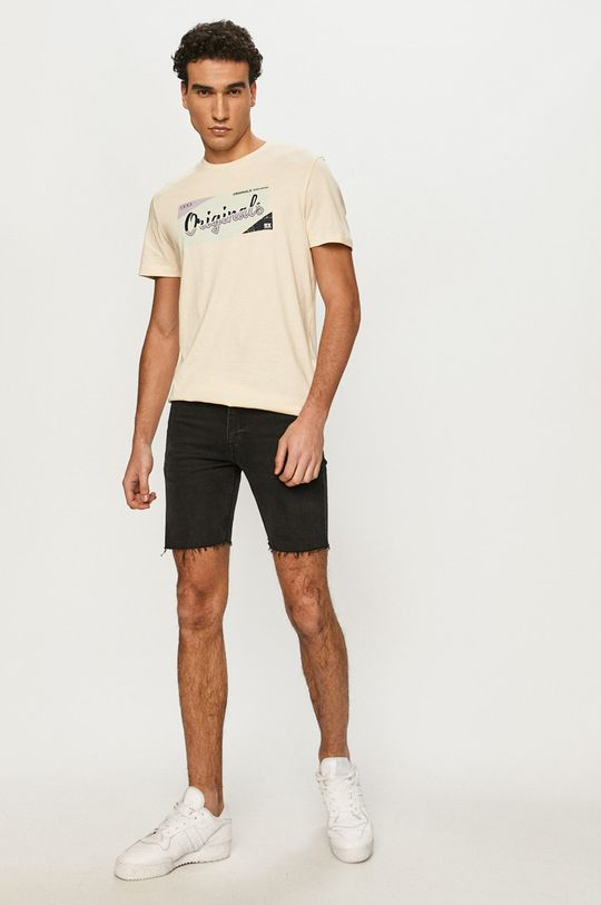 Jack & Jones - T-shirt cielisty