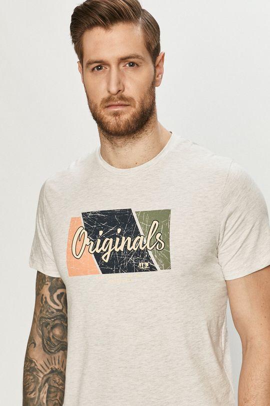 Jack & Jones - T-shirt szary
