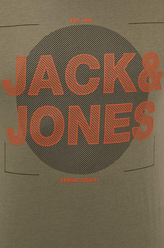 oliwkowy Jack & Jones - T-shirt