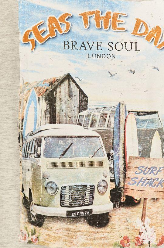 Brave Soul - Tričko Pánský