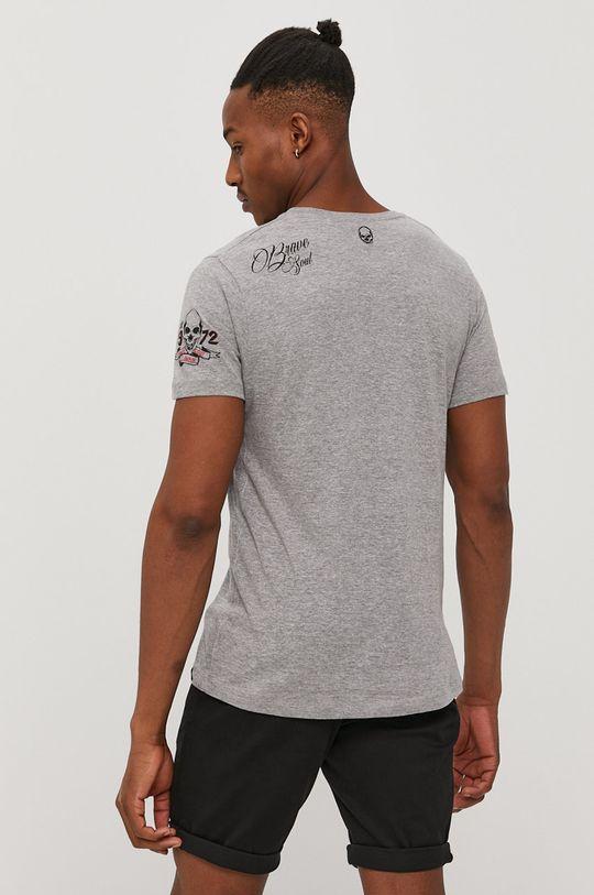 Brave Soul - T-shirt 92 % Bawełna, 8 % Wiskoza