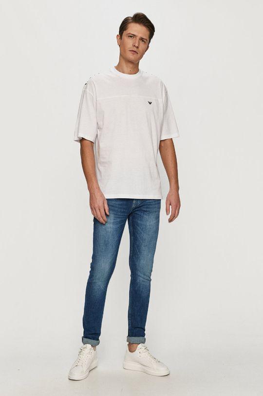 Emporio Armani - T-shirt biały