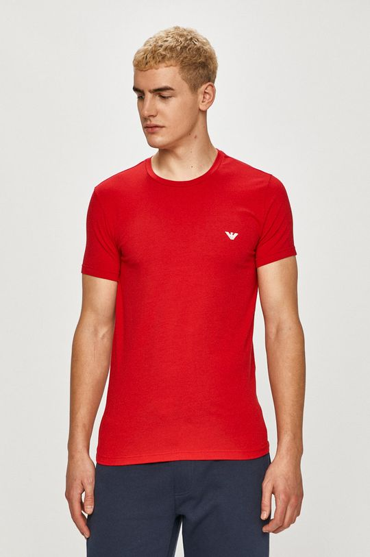 Emporio Armani - Tričko (2-pak) červená