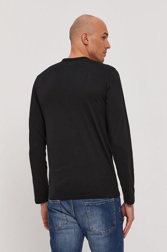 Emporio Armani - Tričko s dlouhým rukávem  100% Bavlna