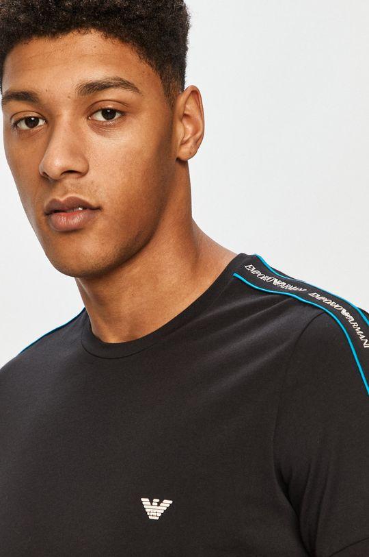 černá Emporio Armani - Tričko