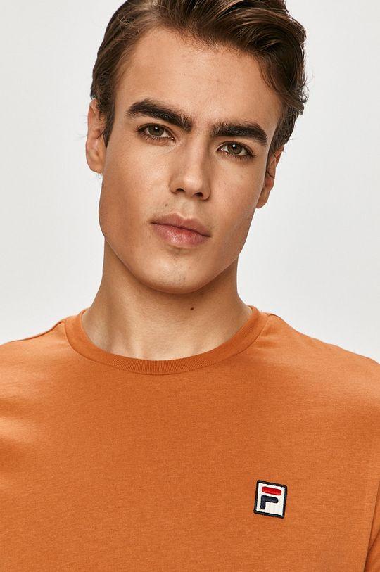 miedziany Fila - T-shirt