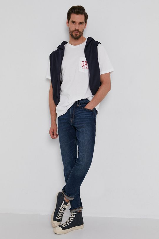 alb GAP - Tricou De bărbați