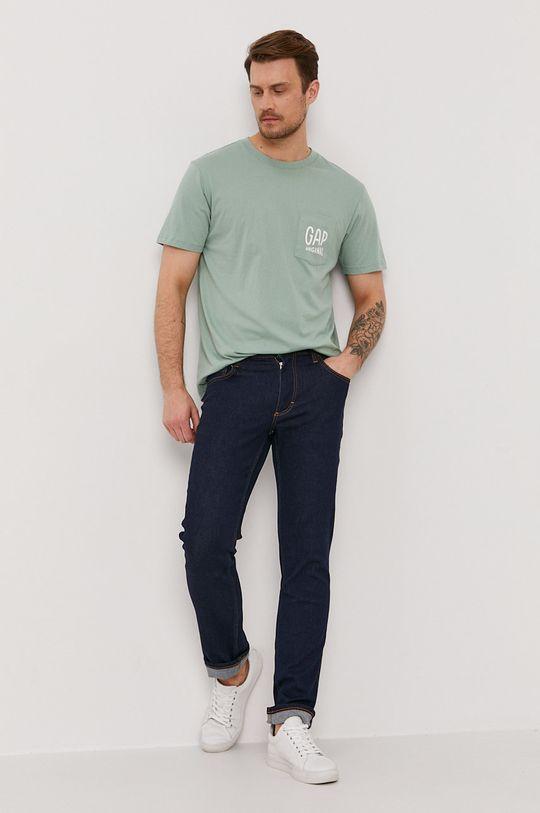 GAP - Tricou verde