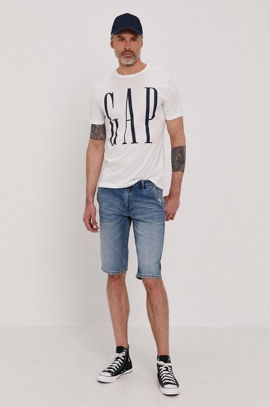GAP - T-shirt (2-pack) czarny