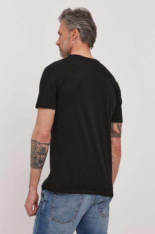 czarny GAP - T-shirt (2-pack)