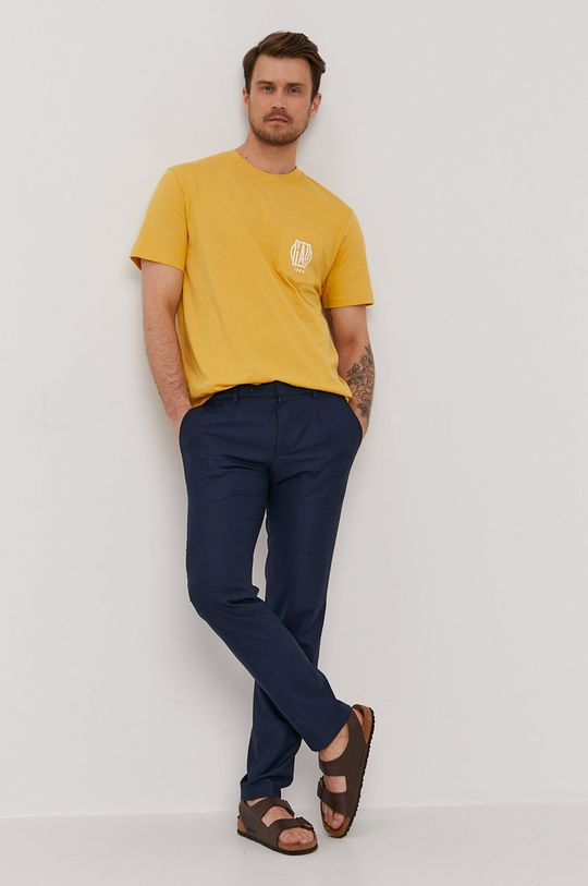 GAP - Tričko žlutá