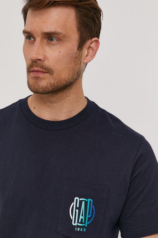 granatowy GAP - T-shirt
