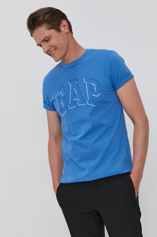 modrá GAP - Tričko Pánsky