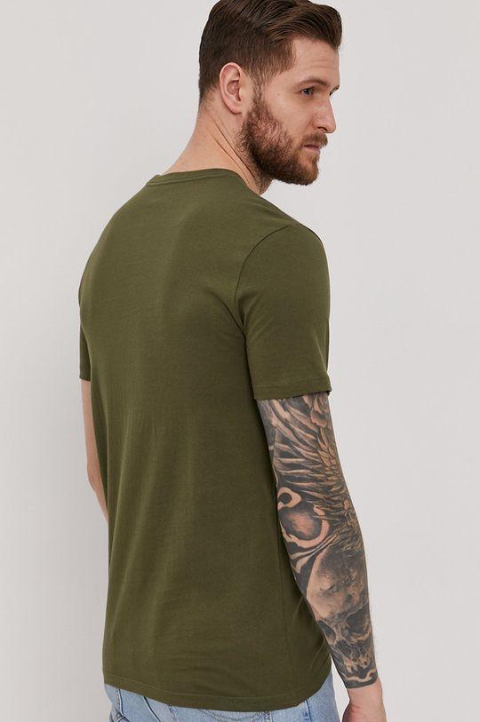 GAP - Tričko hnedo zelená