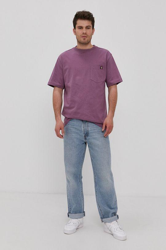 Dickies - T-shirt winogronowy