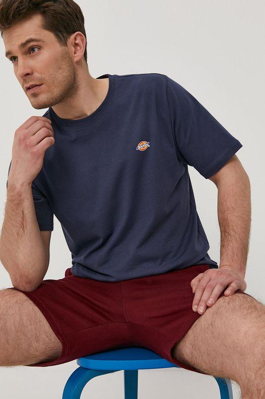 granatowy Dickies - T-shirt Męski