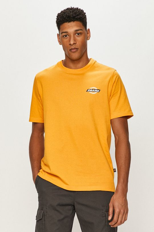 žltá Dickies - Tričko Pánsky