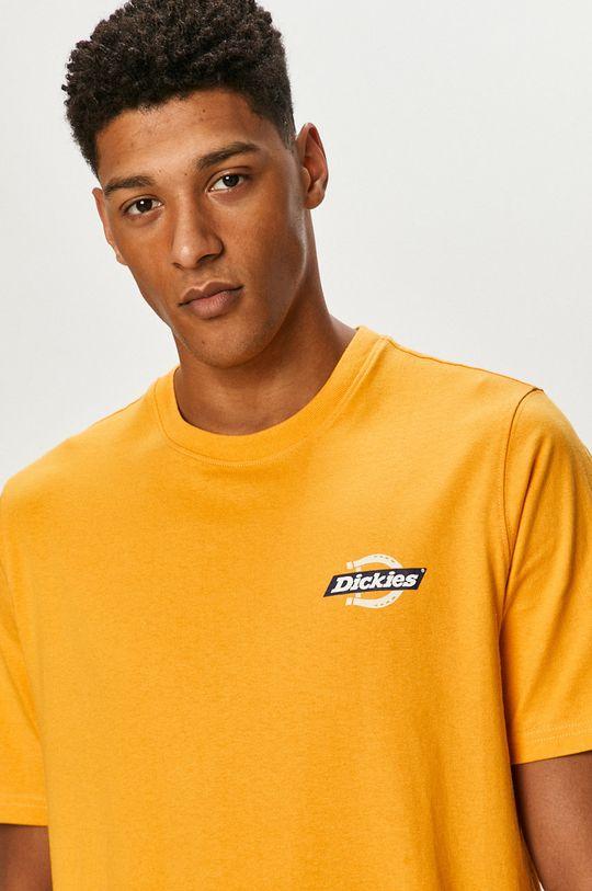 žltá Dickies - Tričko