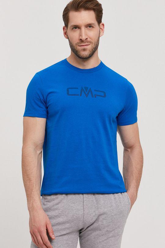 niebieski CMP - T-shirt