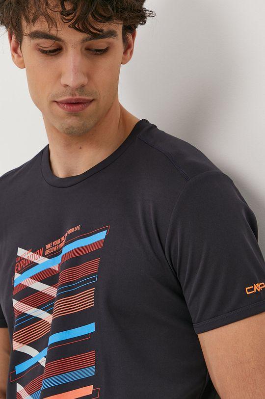 granatowy CMP - T-shirt