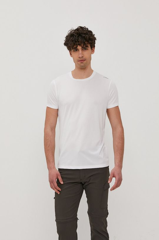 bílá CMP - Tričko Pánský