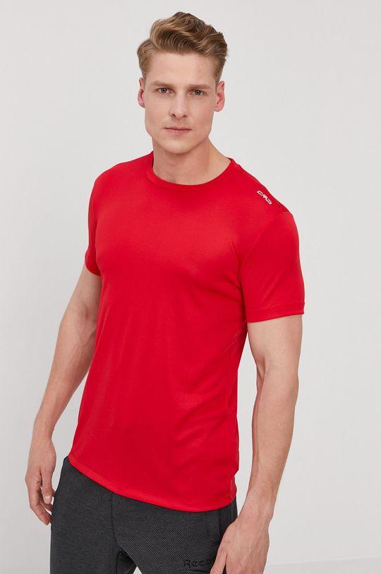 červená CMP - Tričko Pánský