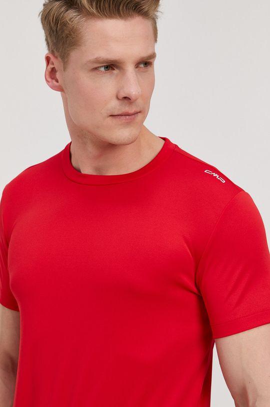 CMP - Tričko červená