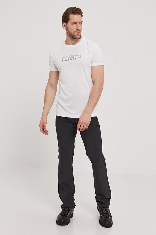 CMP - T-shirt biały