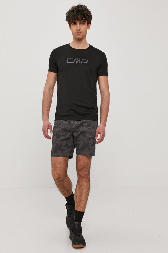 černá CMP - Tričko Pánský