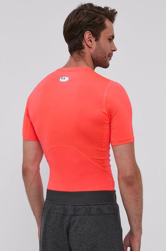 Under Armour - T-shirt pomarańczowy