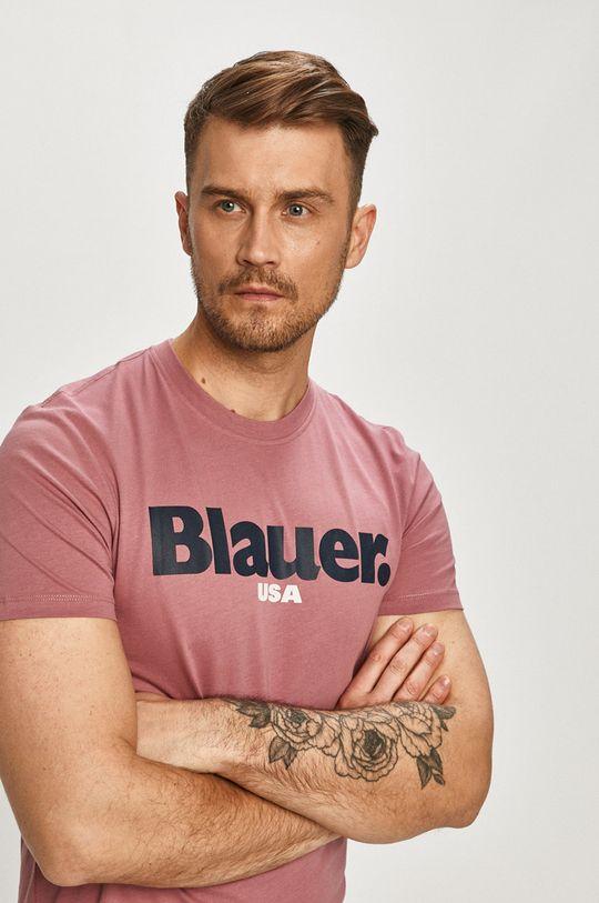 růžová Blauer - Tričko