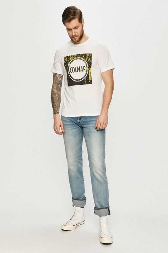 Colmar - T-shirt biały
