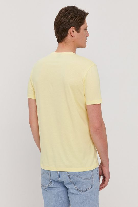 Strellson - T-shirt 50 % Bawełna, 50 % Modal