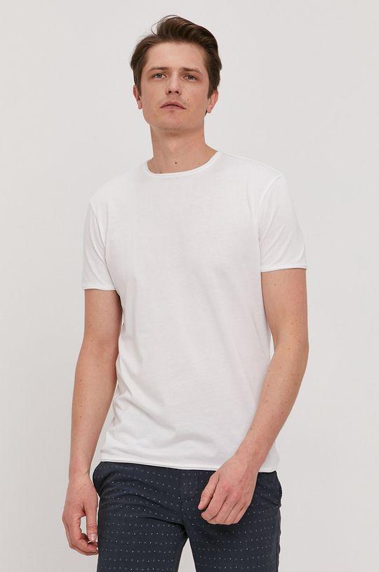 bílá Strellson - Tričko Pánský